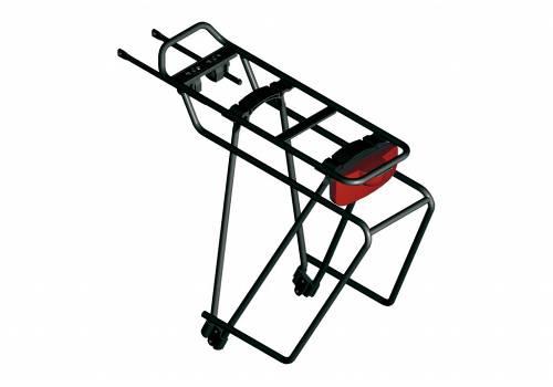 XLC bicicleta portaequipajes bicicleta portaequipajes retro 26 28 pulgadas