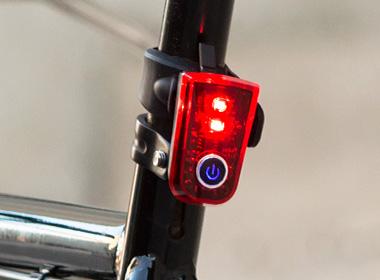 XLC Luces Bicicleta