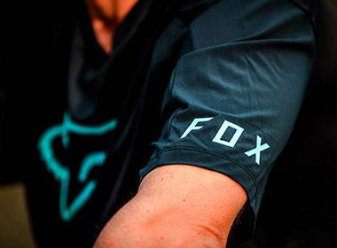Fox Maillots Ciclismo