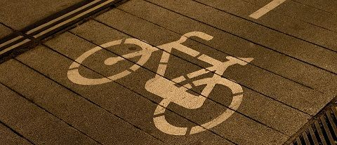 carril ciclista