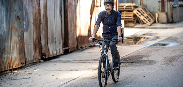 Marin Bicicletas Urbanas