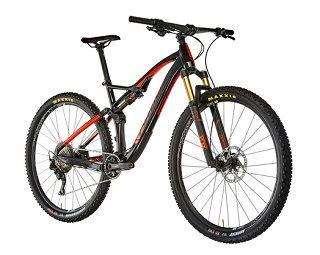 Bicicleta MTB doble suspensión de 29 pulgadas