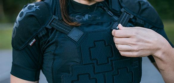 EVOC Protectores