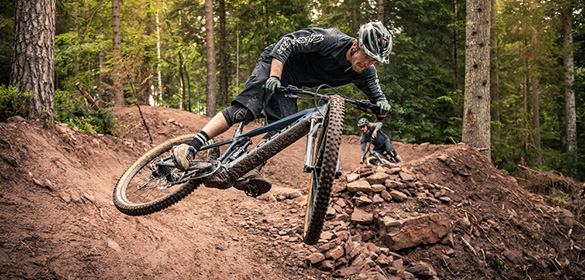 FOCUS Bicicletas MTB Doble Suspensión Eléctricas