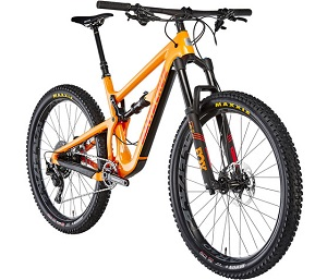 Bicicleta Santa Cruz Hightower