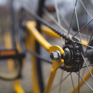 cadena bici
