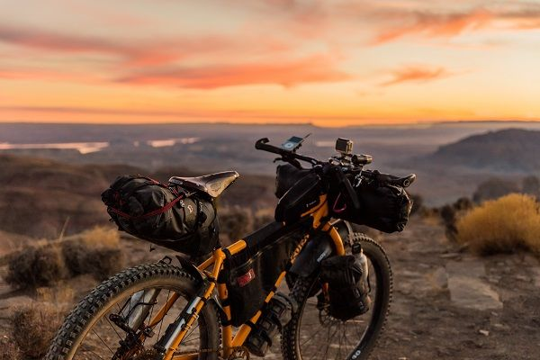 bici bikepacking