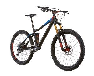 Bicicleta de trail