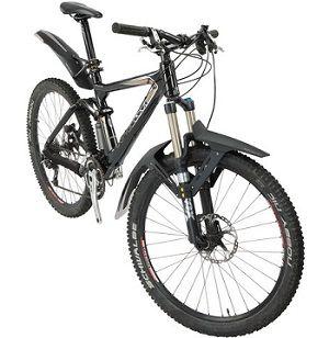 Guardabarros para bicicleta