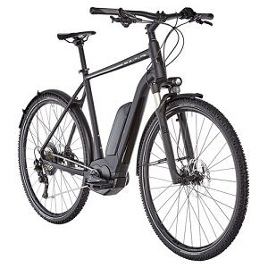 Bicicletas eléctricas híbridas