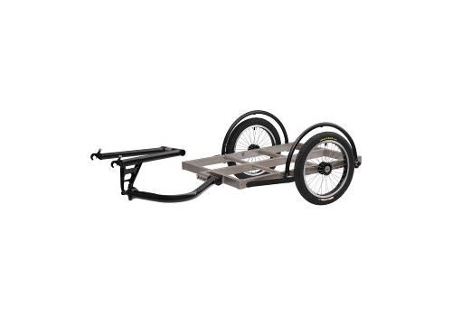 remolque de bicicleta
