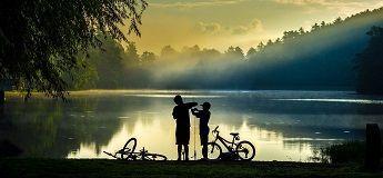 viajar bicicleta
