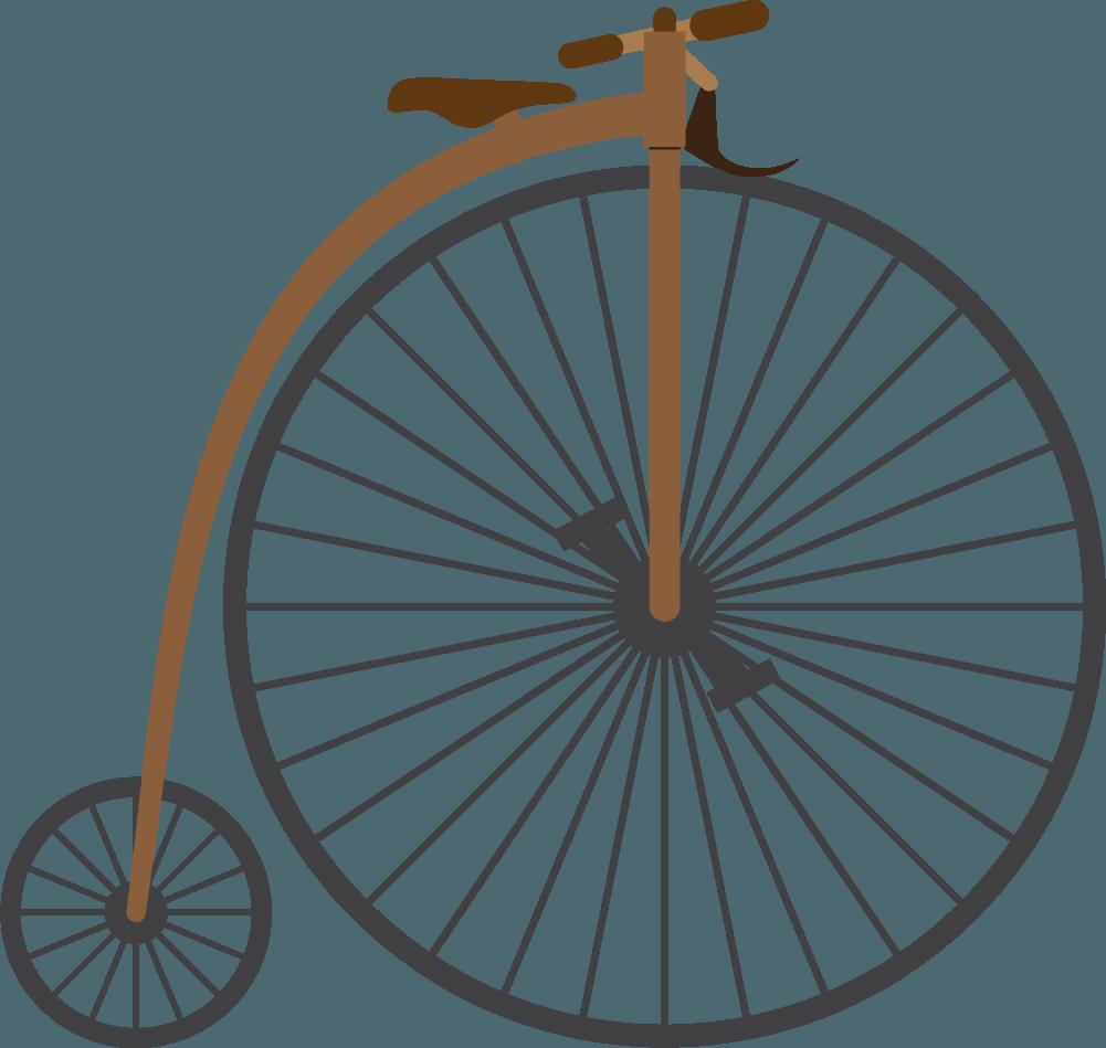 La bici de las películas
