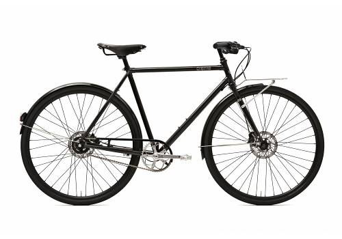 Bicicleta urbana Creme