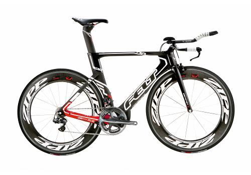 Bicicleta de triatlón